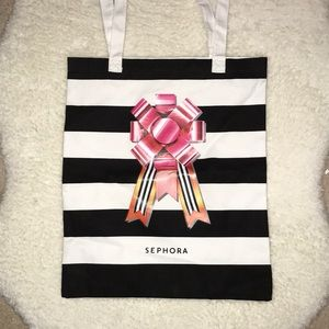 3/35 BNWT Sephora Beauty Insider Holiday Tote Bag